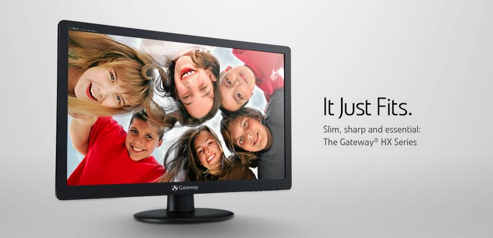 Мониторы Gateway Серия KX